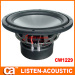 2 inch voice voil steel auto speakers woofer