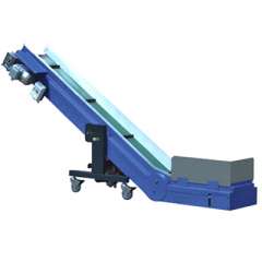 Adjustable Inclined Movable Belt Conveyor