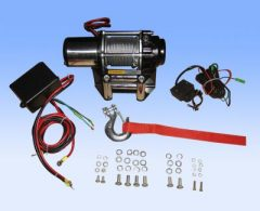 Aftermarket ATV winches