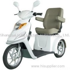 CE 500W 3-wheel electric handicapped mobility scooter SQ-EV3