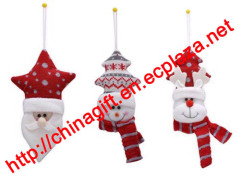6 Inch Fashion Christmas doll (Snowman,Deer and Santa Claus)