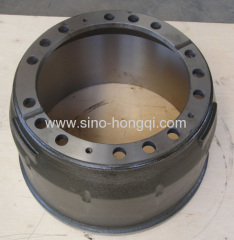 Brake drum for BENZ 3464230501
