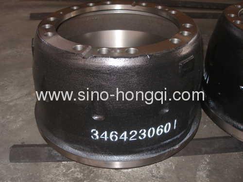 Bake drum for Mercedes BENZ 3464230601