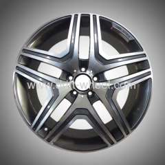 22 inch mercedes amg ml63 wheel rim fits s500 s600 ml350 for 24 inch mercedes benz rims
