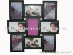 Plastic Injection Photo Frame,4X6-5&6X4-4 opening,meansures,46X46X4CM