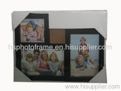 Plastic Injection Photo Frame,meansures 30X23X2.5CM