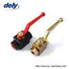 KHB BKH 2 way male thread high pressure ball valve