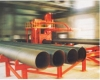 Pipe external and internal surface blaster