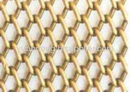 decorative chain link mesh wire mesh