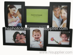 Plastic Injection Photo Frame,4X6-3&6X4-3 opening,meansures 46x33.5x4.7cm