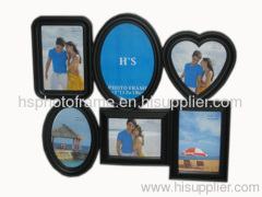 Plastic Injection Photo Frame ,4X6-3&5X7&5X5&5X4 opening