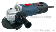 angular finishing grinder