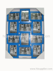 Plastic Injection Photo Frame ,4X6-12 opening