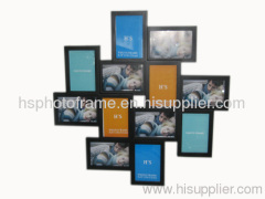 Plastic Injection Photo Frame ,4X6-16&6X4-6opening