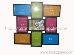 Wooden Photo Frame,Meansures,44.5x44.5x3cm