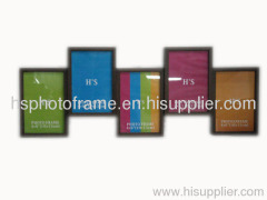 Wooden Photo Frame,Meansures, 57.5x21.8x3cm