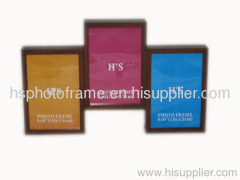 Wooden Photo Frame ,Meansures, 34.5X21.5X3.5CM