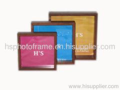 Wooden Photo Frame,Meansures,14X14X2.8CM 16.5X16.5X3.3CM 18X18X4.7CM