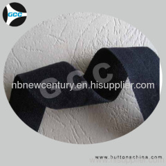 black elastic tape with fashion girl boy wowenect