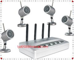 IR wireless waterproof CCTV camera(SKY-PE:daniyalyd)