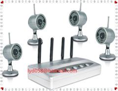 2.4Ghz Super DVR Wireless Surveillance Camera (SKY-PE:daniyalyd)