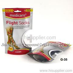 plastic sock bag