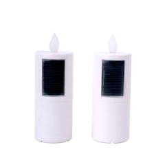 New Design Promotional Solar Candle Lights