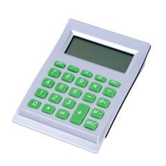 Eco-friendly Clock&Calculators