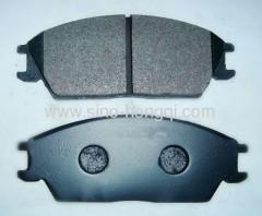 Brake pad for HONDA 1L0121253A