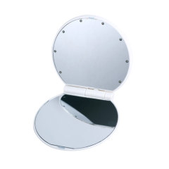 2*magnifying mirrors