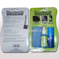 China high quality factory LCD / Plasma Cleaning kit 60ml