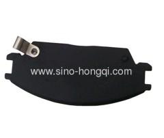 Brake pad 58101-24A00 for Hyundai