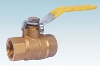 Brass 600WOG ball valve