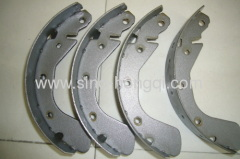 Brake Shoe 0986487264 for Daewoo / OPEL / VAUXHALL / JURID / MINTEX / TEXTAR