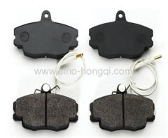 Brake pad 425041 for Peugeot
