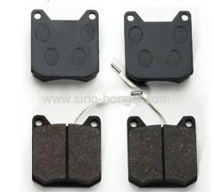Brake pad 0013675000 for Peugeot