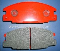 Brake pad 8943357870 for Isuzu