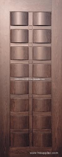 veneer wooden door/ interior exterior wooden door