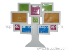 Wooden Photo Frame MDF, 10 Opening ,Meansures,49X45X3CM