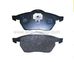 Brake pad 0014209920 for benz