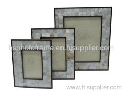 Photo Frame With Shell