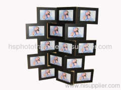 Wooden Photo Frame MDF,6X4-15 Opening