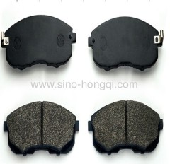 Brake pad MR527550 for Nissan