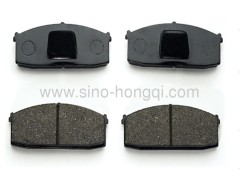 Brake pad 41060-11L25,41060-W2226 for Nissan