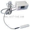 0.4w led sewing machine light with magnetic mounted to needle stick