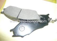 Brake pad 41060-6N091 for Nissan