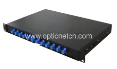 Fiber Optic Distribution Box Patchpanel
