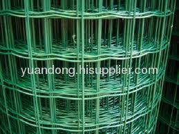 Holland wire mesh fence garden fence panel PVC febce
