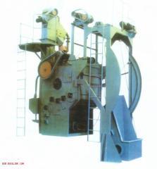 Q326C Crawler Shot blasting machine