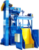 Modern Shot Blasting Systems for surface treatment